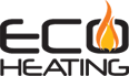 Pelletkachels – Eco-Heating Logo